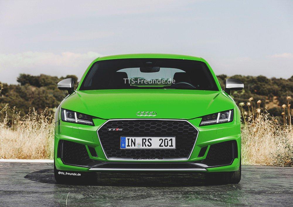 2018 - [Audi] TT III Restylé - Page 2 DQtb42fU8AAO_-G
