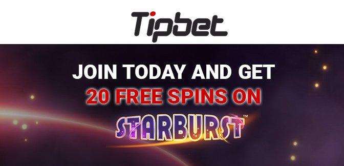 Tipbet Free Spins No Deposit
