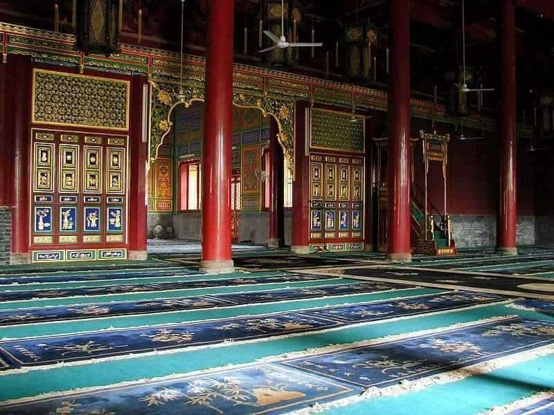 Картинки по запросу great mosque in xian