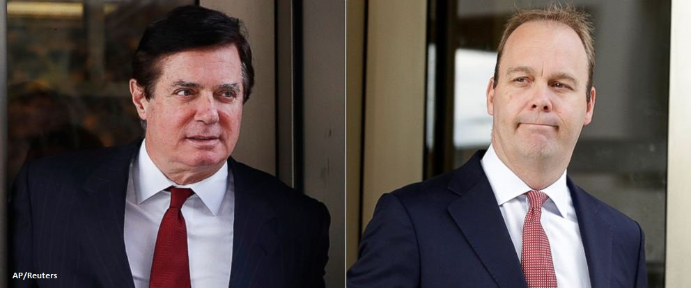 Manafort and Gates discussed 'press strategy' after he left Trump's campaign, emails reveal. https://t.co/sfD4v2hwuP