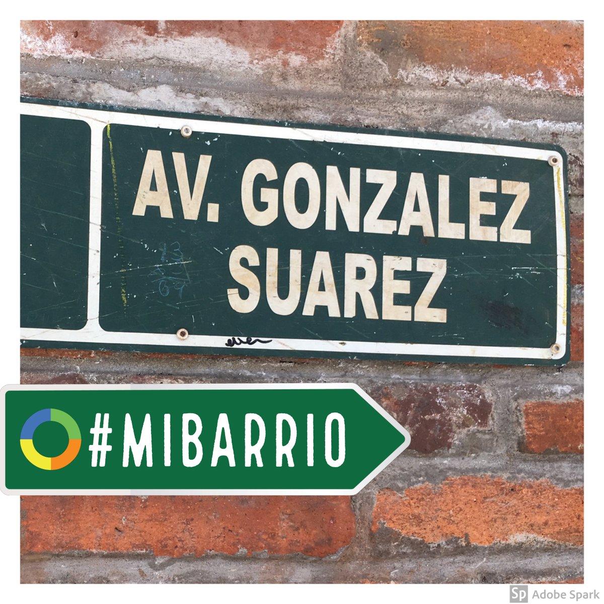 Alguien me preguntó si en la #GonzálezSuárez habrán historias suficientes como para hacer un medio dedicado al #barrio. Hasta ahora la respuesta es sí y ha sido apasionante. Ya estamos cerrando nuestro segundo número. pic.twitter.com/YmvmxRkvxT