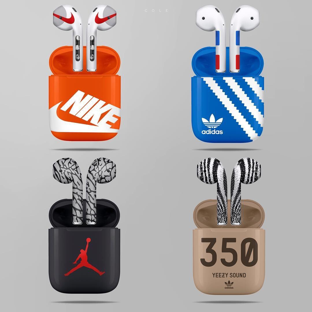 airpods 2 yeezy