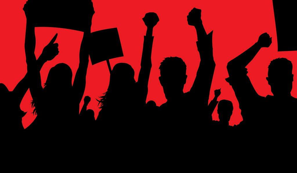 Student Protesters: Defending the First Amendment Is 'Violent' https://t.co/LTHUK8JFke via @KatTimpf