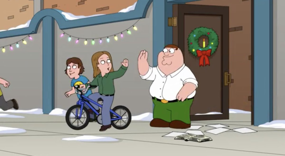 david mazouz on twitter i did some voices on tonights familyguy christmas episode and cant wait for you guys to see tune in at 930p - Family Guy Christmas Episodes