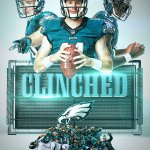 RT @NFL: The @Eagles have clinched the NFC East an...
