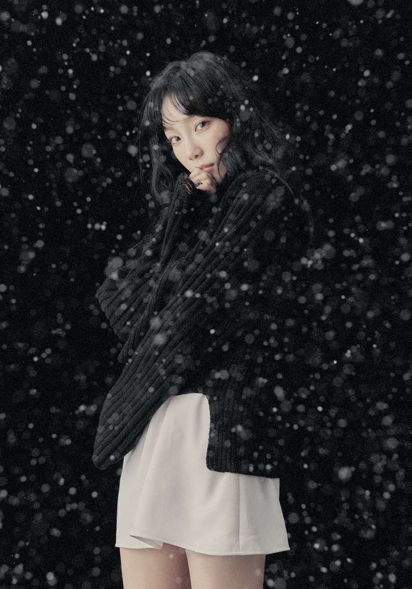 #TAEYEON's Winter Album Lead Track '#ThisChristmas' Teaser Video Drops Tonight at 12am KST