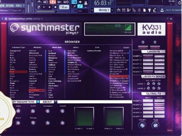 synthmaster player vst