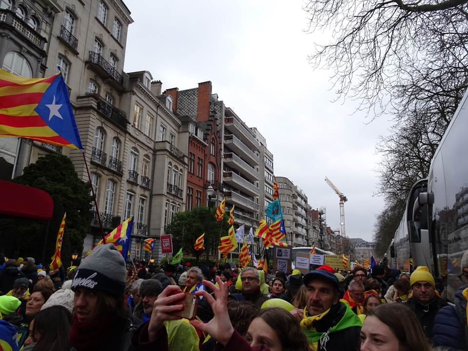 #OmplimBrusselles #OmplimBrussel·les #Ca...