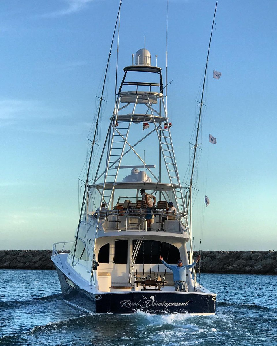 Casa de Campo, DR - Reel Development went 3-4 on Blue Marlin. Early start to the season.