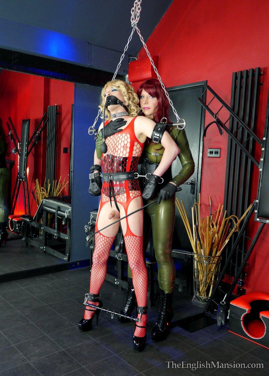 shemale mistress Dominant