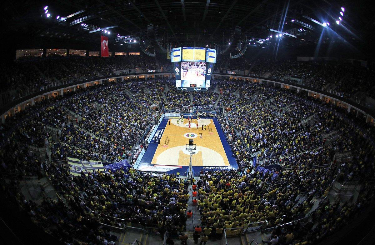 Fenerbahçe Doğuş'un Zalgiris Kaunas ve K...
