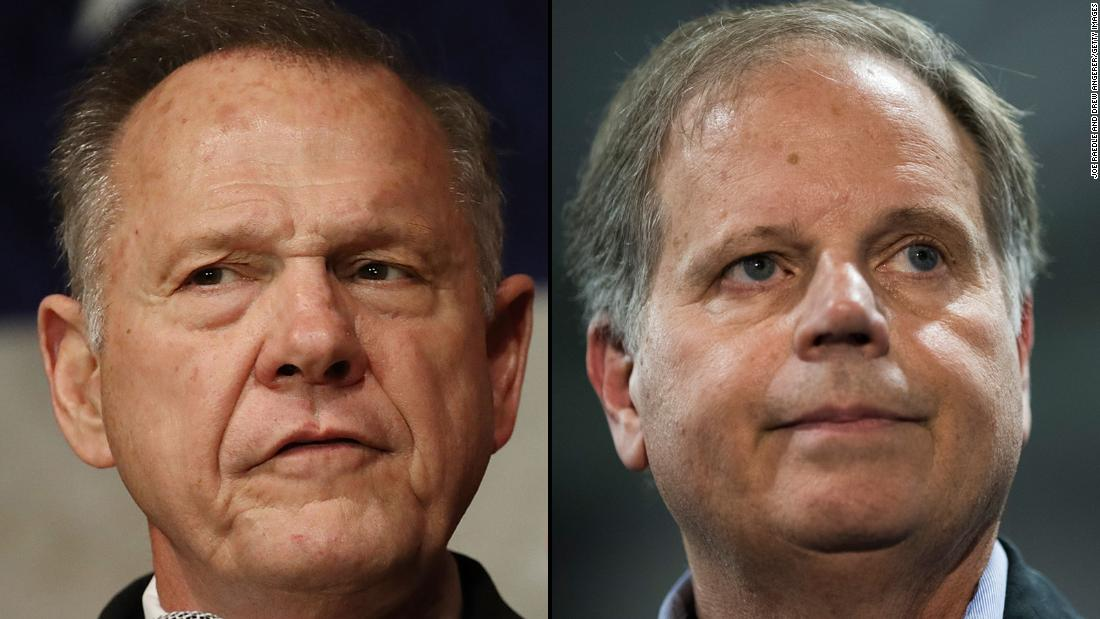 Sunday was a tale of two campaigns for Alabama's special Senate election, with Democratic candidate Doug Jones barnstorming the state while his Republican opponent, Roy Moore, largely stayed quiet https://t.co/RFBOYGYYL9