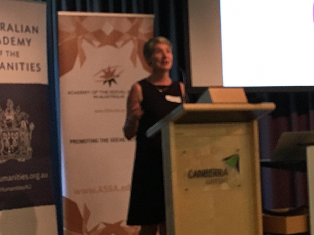 #HASS Centres of Excellence event: @ProfSDodds on @ARC_ACES leading ethics, public and policy enagement program #HASSCoE2017<br>http://pic.twitter.com/8EWwOuiTnc