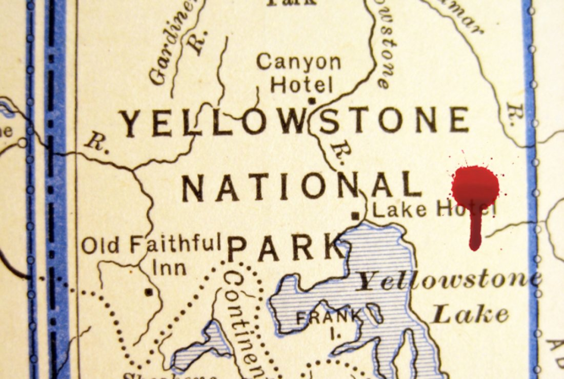 The Perfect Crime May Be Possible in Yellowstone Park — https://t.co/bWQaOtuia1