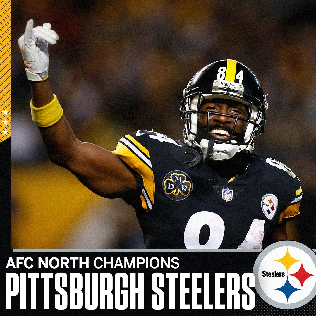 Another crown for the Steelers.