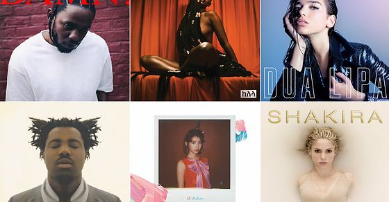It's finally here! Check our 20 Best Albums of 2017 and see who we ranked #1 https://t.co/TKHSokgl0P #DuaLipa #IU #아이유  #SZA https://t.co/zdGlS0EvBz