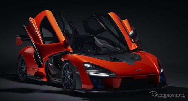 500RT:【史上最強の800ps】マクラーレンの新型スーパーカー、名前は「セナ」 https://t.co/R7Hva1ZMjY  故アイルトン・セナの名前を冠したスーパーカー。世界限定500台を生産する計画で、価格は75万ポンドと発表され…