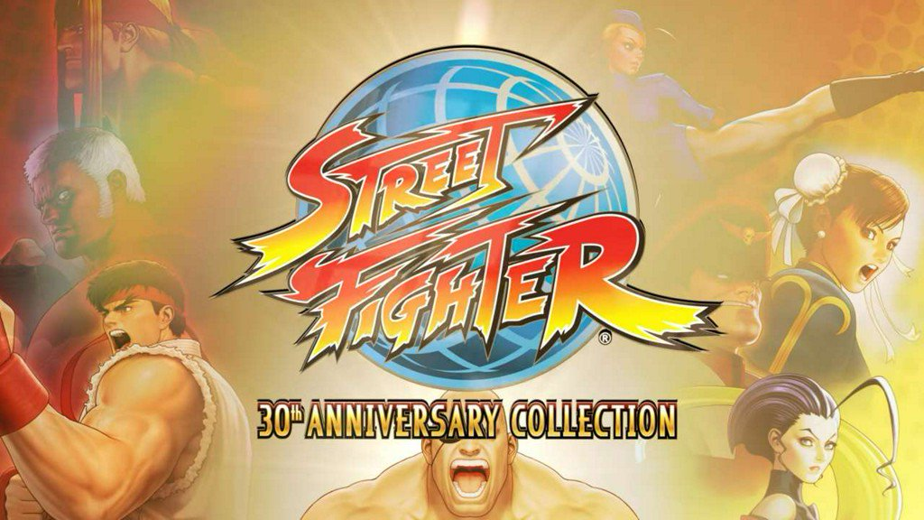 Street Fighter 30th Anniversary Collection Brings 12 Classic Titles To PS4, Xbox One, Switch https://t.co/qhoIZPB00P