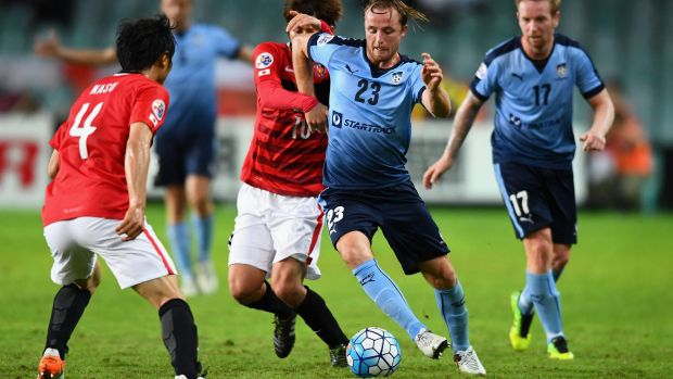 Sydney FC stay on top of Asian Champions League group after stalemate with #SydneyFC https://t.co/QhyGd4dDlu https://t.co/844Yb9bhnQ