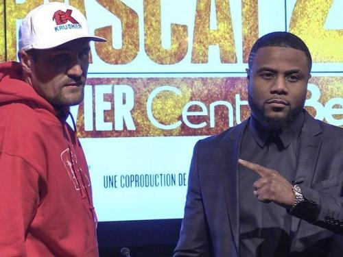 RT @s1ntab: Jean Pascal thrashed by Sergey Kovalev #JeanPascal... https://t.co/M2CBBVer1s #JeanPascal https://t.co/GryEH8YZSd