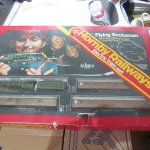A boxed Hornby Flying Scotsman trainset. In auction 12th December. #wga #auction #worthing #shoreham #brighton #hove #sussex #hornby #trainset #modelrailway