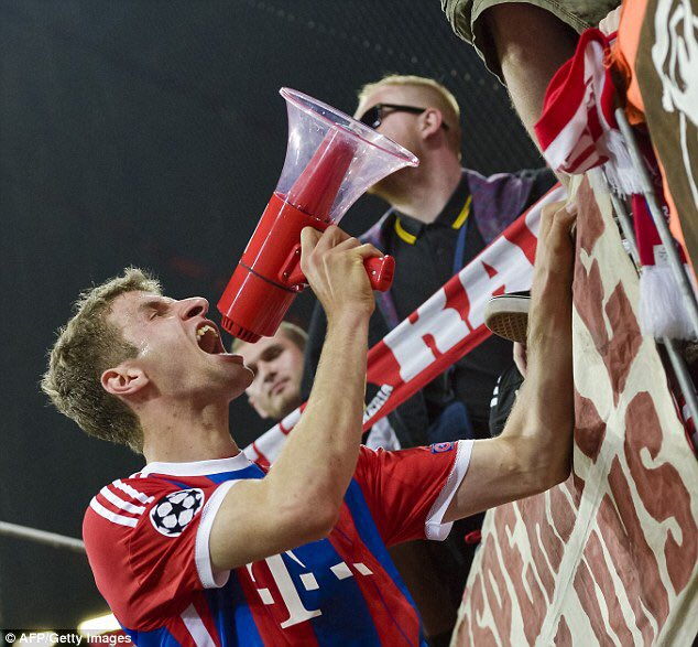RT @FCBayernUS: @Besiktas @FCBayern @ChampionsLeague Don't worry, we'll bring the noise, too! https://t.co/DtXWUHAbg3