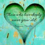 #LearnedLiving #AgingGracefully