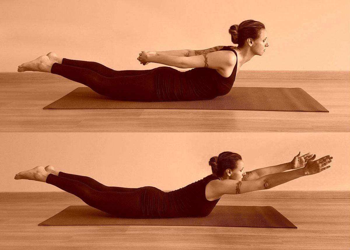Fiori Yoga.Ale Fiori On Twitter Salabhasana Locust Pose Teaches Focus