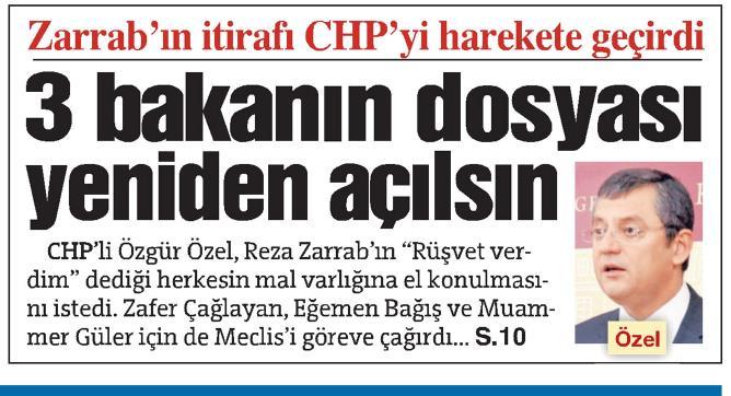 RT @eczozgurozel: SÖZCÜ '3 Bakan'ın dosyası yeniden açılsın' https://t.co/hfye2IOEkM