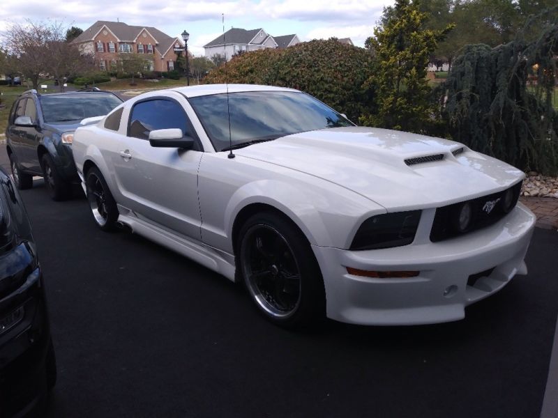Ford Mustang Body Kit Hashtag On Twitter