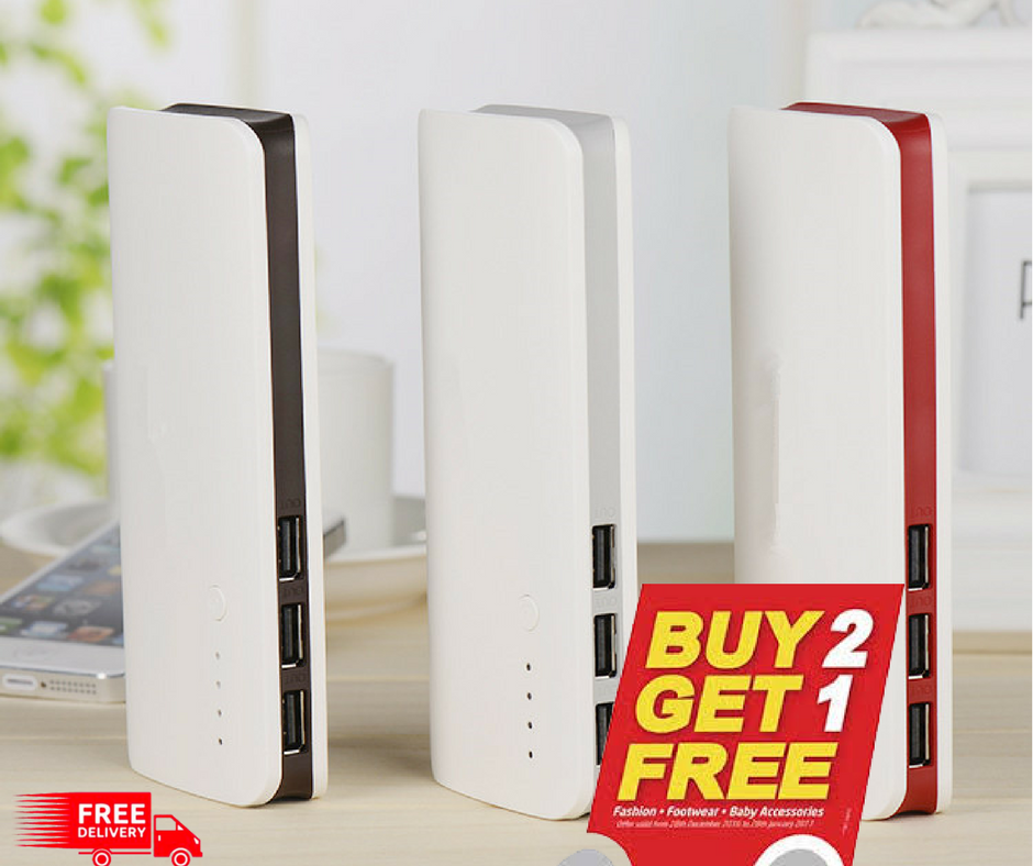 #Buy Two get one free from Yalla Dealz for #Power_bank 10000 mah good quality for #Samsung - #IPhone  Price 99 Dirham . Free Delivery https://t.co/T4iq989Yy1
