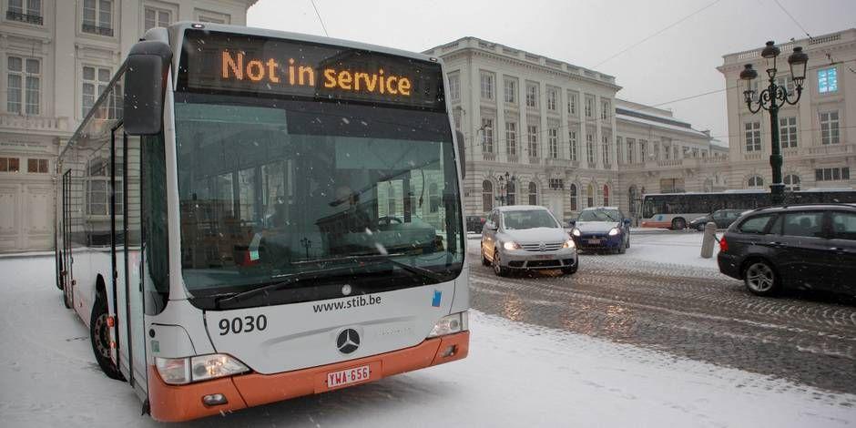 🔴 #neige le réseau STIB perturbé, tous les tunnels bruxellois fermés https://t.co/zjAwsnHMSK #Bruxelles