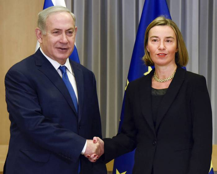 EU's Federica Mogherini condemns 'all attacks on Jews everywhere' https://t.co/MDRVWX1tVL via @todayng https://t.co/9JnRzqxE19