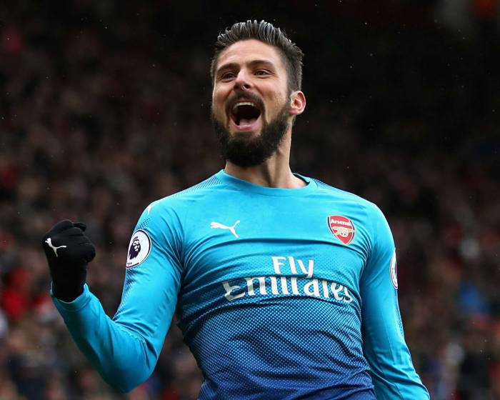 Olivier Giroud one of the best strikers in the Premier League – Jack Wilshere https://t.co/PRZcvLy5Dx via @todayng https://t.co/vUf03hYy4X