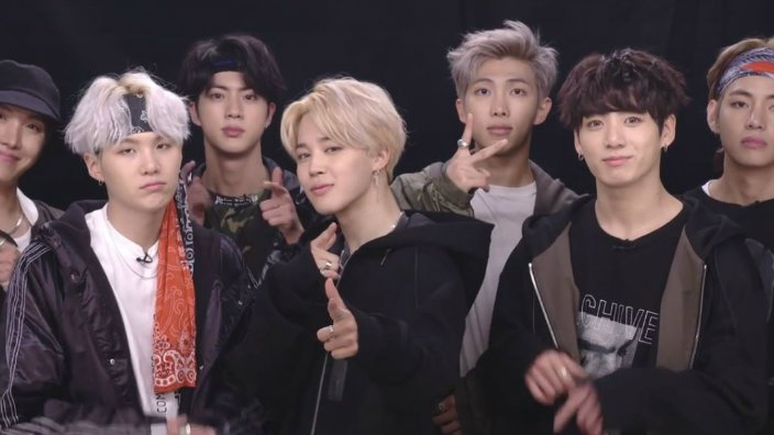 11 Things That Happen In A #BTS U.S. Int...
