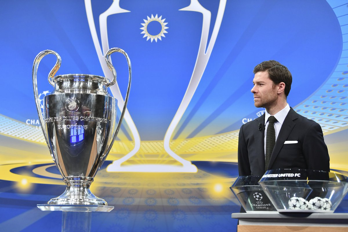 El sorteo de Champions League se realizó