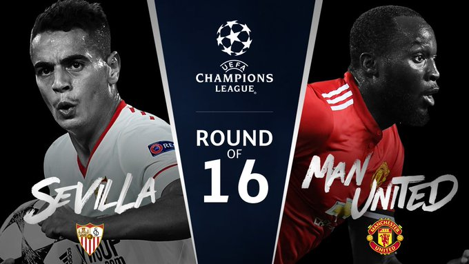 UCL R16 : Sevilla Vs Man United  DQwvd7UUQAAhWq_?format=jpg&name=small
