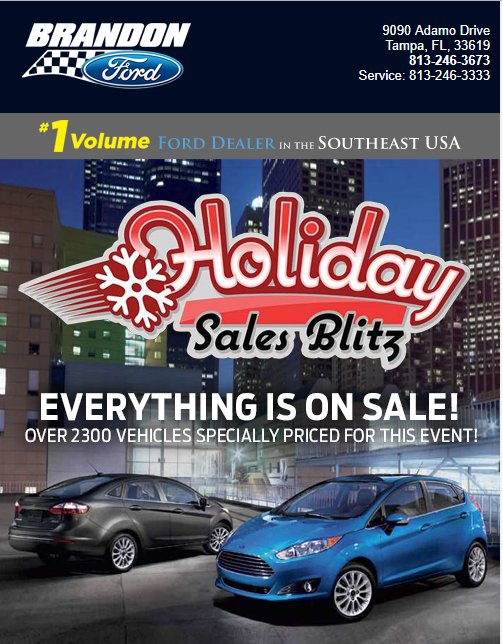 Ford Dealership Tampa >> Brandon Ford On Twitter Stop In This Month And Check