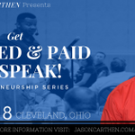 Calling business owners, trainers or coaches! Would you like to improve your public speaking? Would you like to leave a legacy, & consistently receive bookings while growing your income? Then join Dr. Jason for his upcoming event! To Register: https://t.co/919iUqGr9c
