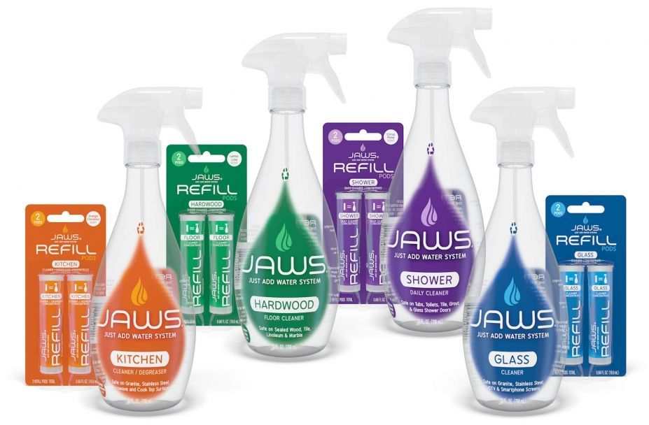 JAWS Cleaners On Twitter From Ammoniafree Glass Cleaner To - Best non toxic bathroom cleaner