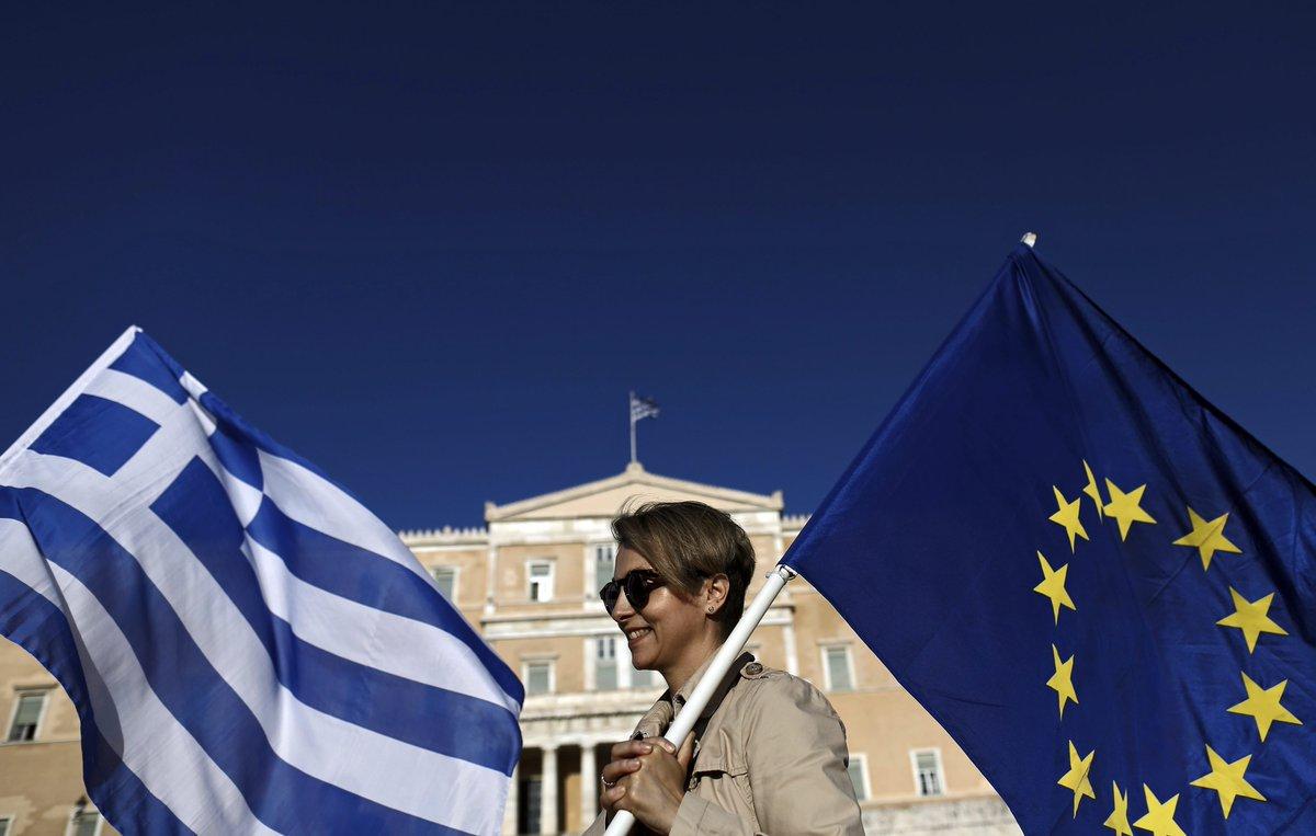 #Greece will exit program successfully in August 2018, @DeutscheBank report says https://t.co/dIOEVeagoj @Deu