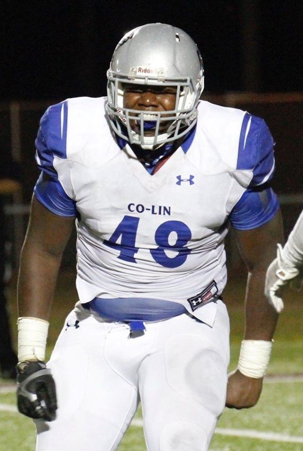 Happy B-Day to Charles Cameron @primetime199695 @ Co-Lin JuCo @colinathletics
