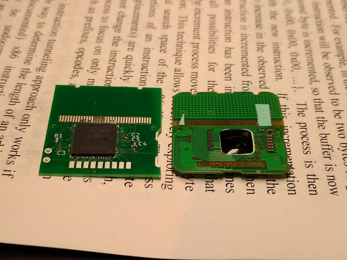 Travis Goodspeed On Twitter I Began By Measuring The Pinouts Of Newer Universal Remote Control Circuit With Msp430 A Sticky Notes Let Me Distinguish Common From Segment Pins In Lcd So That My Wiring Would Be Correct 2 Npic S0ufgdffgy