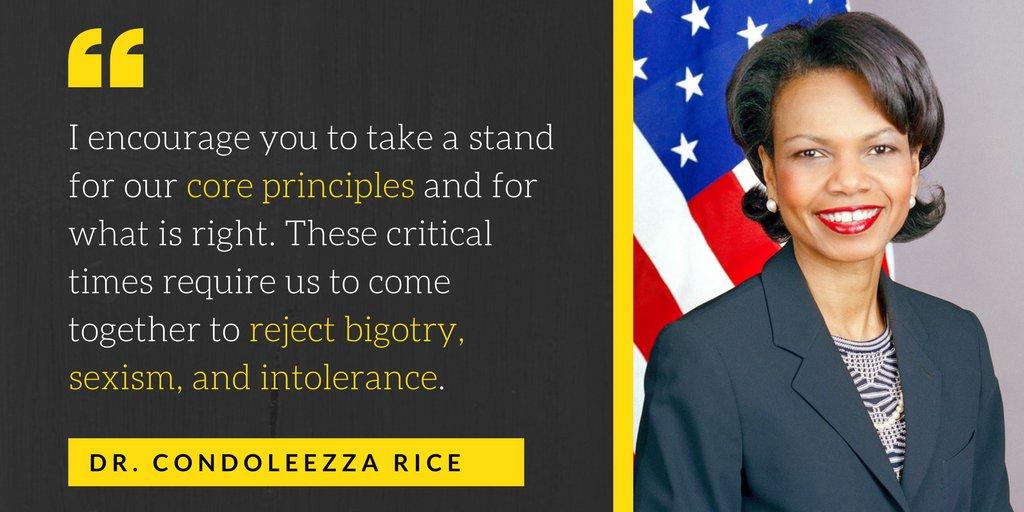 Alabama native Condoleezza Rice says the Senate election is one of history's 'most significant': https://t.co/SeUdcPZQ7s #alsen #alpolitics