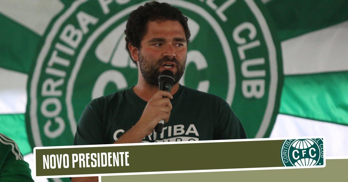 Depois de eleito presidente do Coritiba, Samir Namur fala de prioridades, promete diálogo com todos os grupos e reestruturação do clube: https://t.co/qNJgHbVcUm