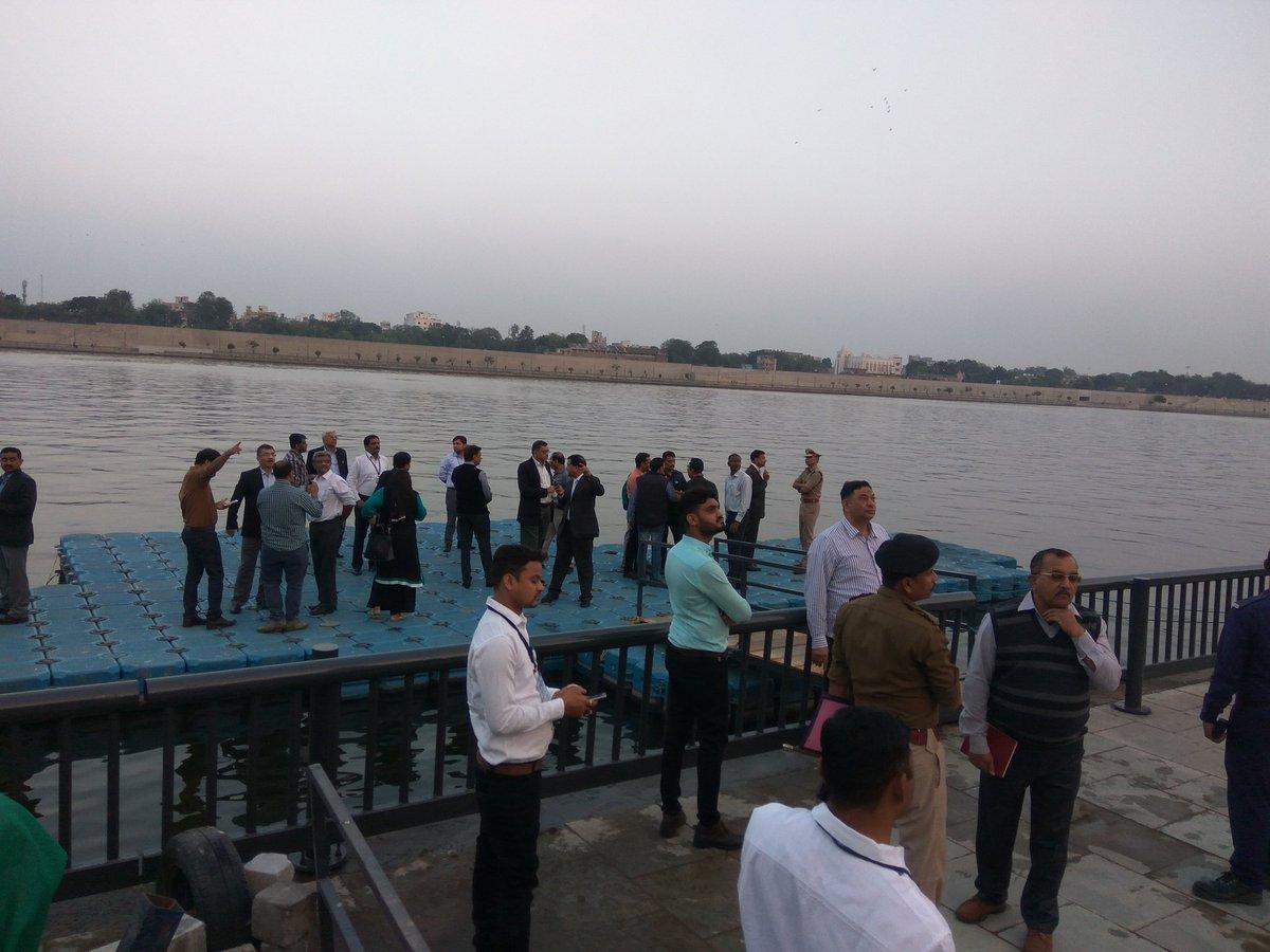 PM to board sea plane to visit Ambaji, landing at Sabarmati Riverfront and Dharoi dam