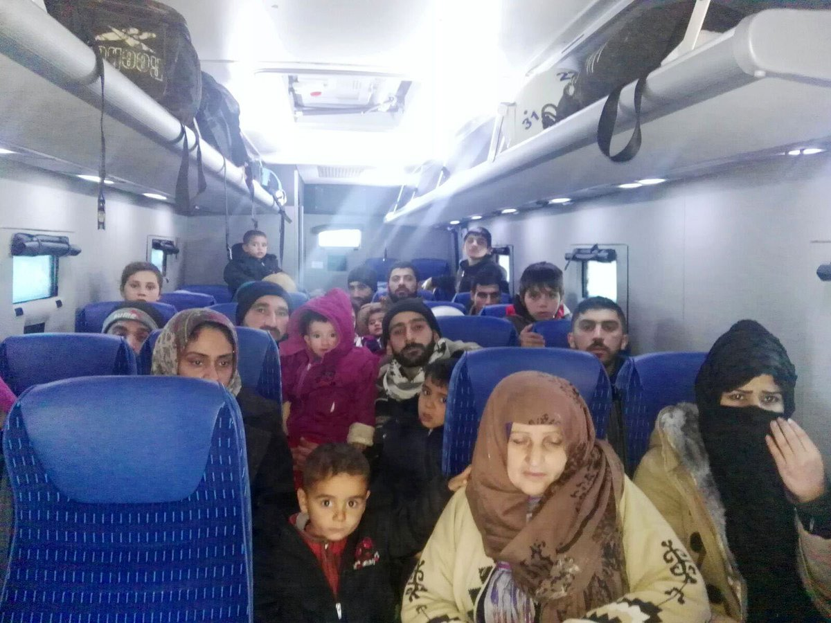 54 undocumented migrants held in souther...