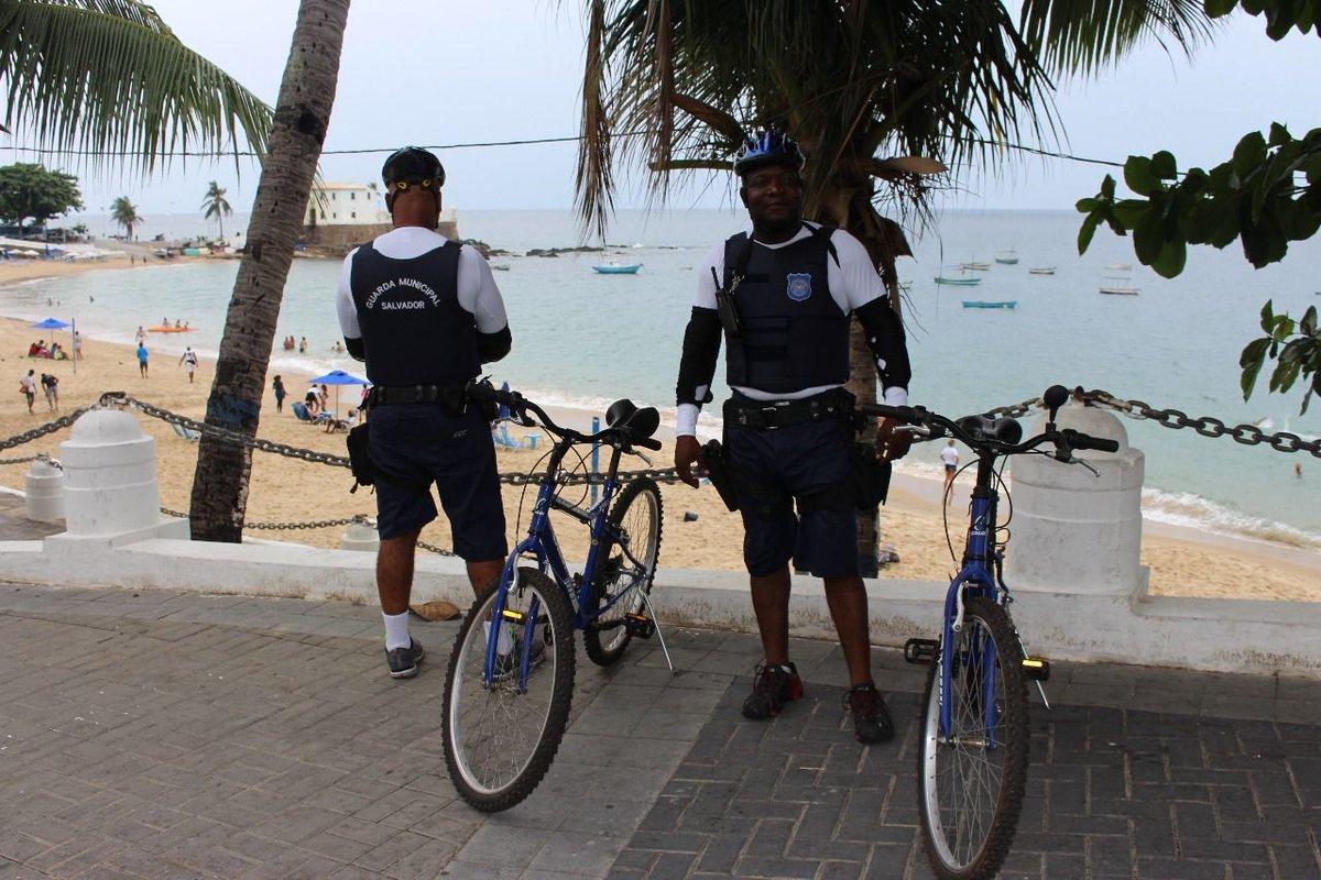 Guarda Municipal aumenta efetivo para ampliar ação em trechos da orla https://t.co/PewcV1aKGh