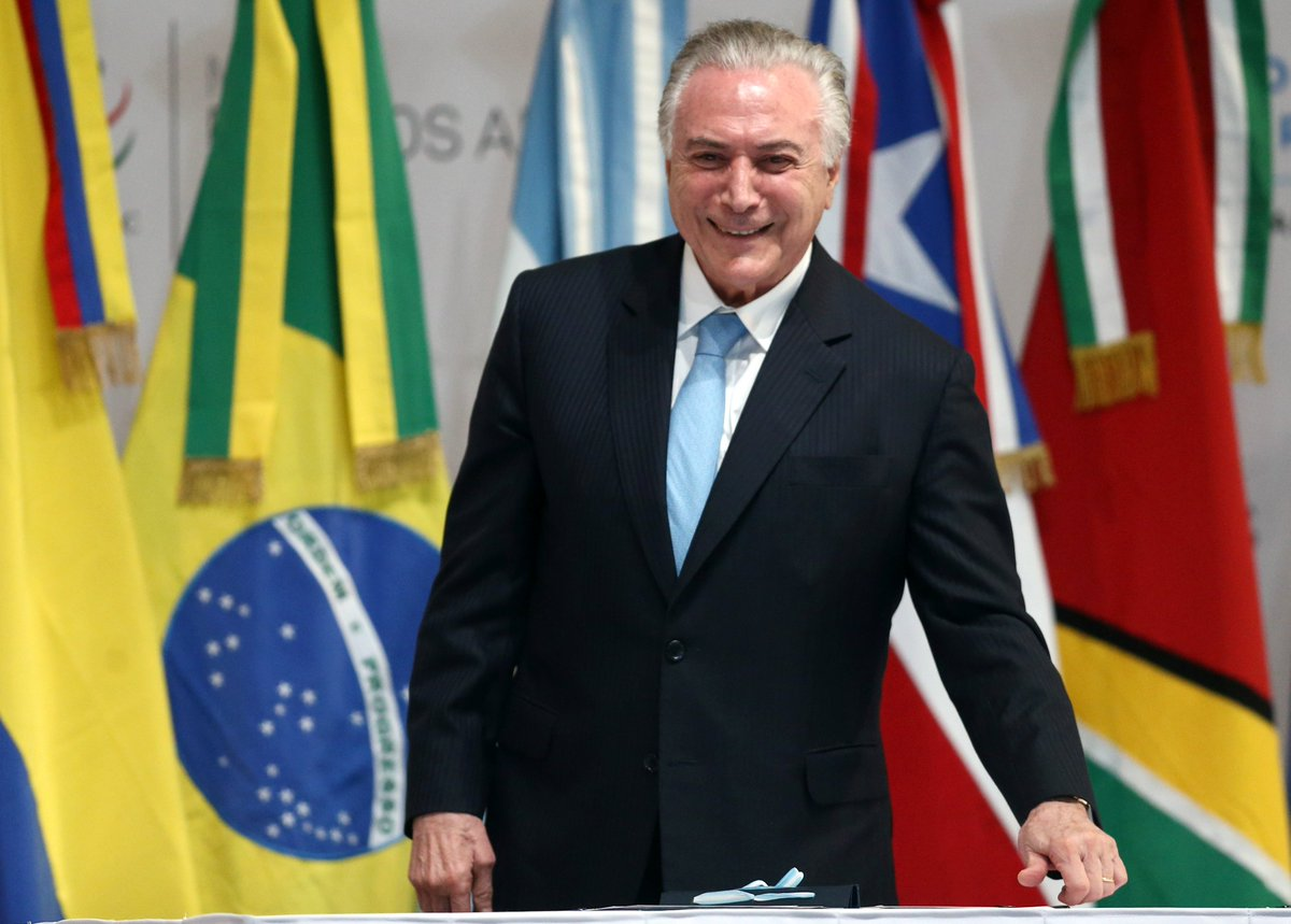 #Brazilian president says pension vote c...