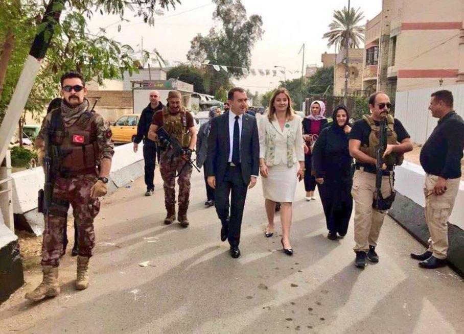 Turkey's ambassador to #Baghdad wins hea...
